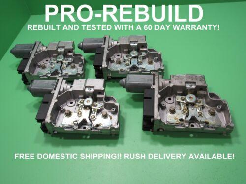 REBUILT /& UPGRADED 02-08 BMW 745Li 750Li E65 E66 PARKING BRAKE MODULE ACTUATOR