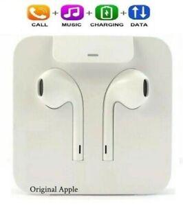 Genuine-Apple-iPhone-7-8-X-XS-Lightning-EarPods-Headphones-EarPhones-Handsfree