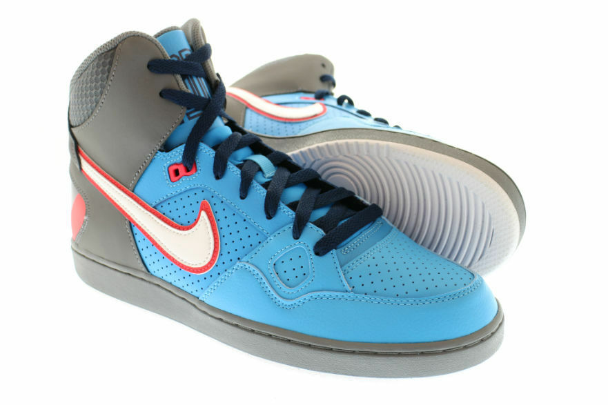 NIKE MEN'S SON OF FORCE MID BASKETBALL SHOE 616281-011 SZ 11