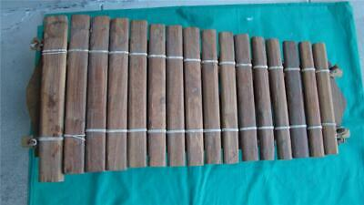 10-12 keys African Handmade Balafon Medium