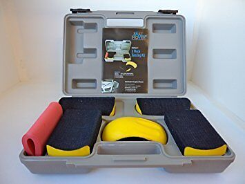 FMT Fast Mover Curved Blocks Sanding Kit 6pc in Case FMT5517