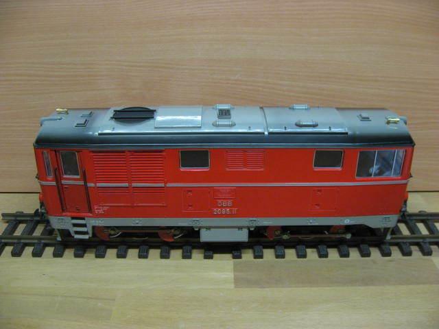 2095 LGB Lok Diesellok ÖBB  #3