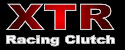 XTR STAGE 2 HD CLUTCH KIT for 2001-2005 HONDA CIVIC DX EX LX 1.7L D17 1.7
