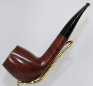 Registered Stanwell Freehand de Luxe Briar Pipe Made in Denmark Vintage Tobacciana