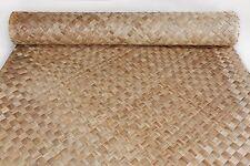4' x 8' Lauhala Matting Tropical Wall Ceiling Bar Covering Tiki Hut (10 Pack)