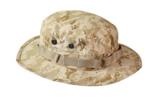 Rothco 5829 Désert Numérique Camouflage Militaire CACHOU Bush Hat