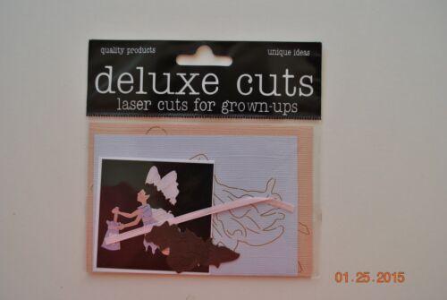 Deluxe Designs Laser Cuts Scrapbooking Embellish You Choose Graduation Fairy +