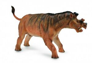 Collecta 88800 Uintatherium 6 11/16in Deluxe 1:20 Dinosaurs Novelty 2017