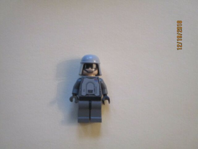Lego ® Star wars figura 9509//at-at imperal Officer