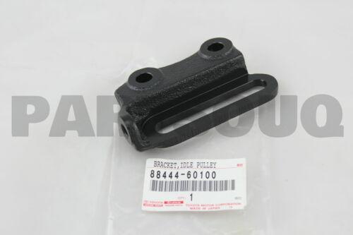 8844460100 Genuine Toyota BRACKET IDLE PULLEY 88444-60100