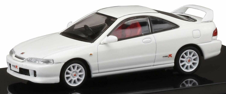 Hobby JAPAN 1 64 Honda Integra Type R (DC2) Championship White finished product