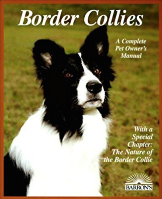 Border Collies (A Complete Pet Owner's Manual) by Vine, M.De Paperback Book The