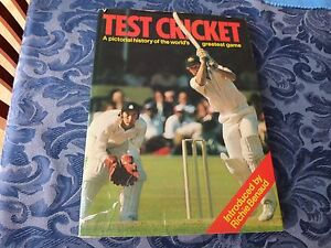 TEST-CRICKET-A-PICTORIAL-HISTORY-OF-THE-WORLD-039-S-GREATEST-GAME-RICHIE-BENAUD