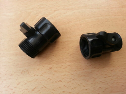 1 X hose On//Off Water Valve Connector For Expandable Garden On//Off Water