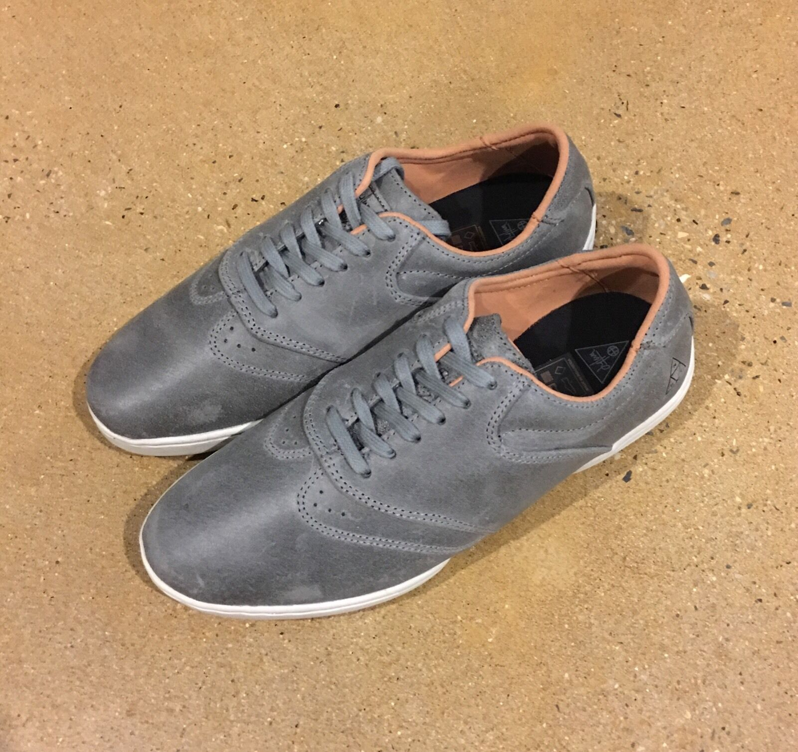 Huf Dylan Rieder Size 7 US F*cking Awesome Rare Skate Shoes Sneakers Scarpe classiche da uomo