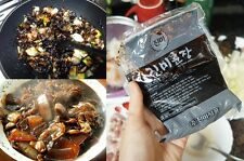 300g Raw Black Bean Sauce Paste JINMY Chunjang jjajang myeon Korean food