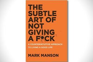 The Subtle Art of Not Giving a Fuck by Mark Manson 2016 DlGlTAL Book - <span itemprop=availableAtOrFrom>Market Drayton, United Kingdom</span> - The Subtle Art of Not Giving a Fuck by Mark Manson 2016 DlGlTAL Book - Market Drayton, United Kingdom