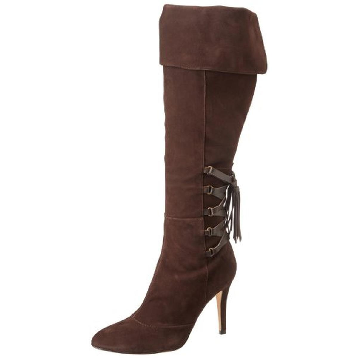 VANELi damen Carsyn braun Suede Knee-High Stiefel 6.5 Medium Retails   307.00