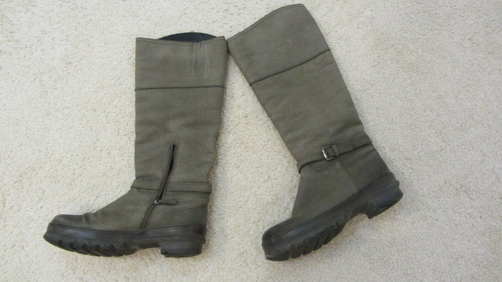 KENNEL & SCHMENGER Stiefel Gr. D 37 Damen Schuhe Stiefel Leder