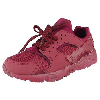 LADIES RUNNING TRAINERS WOMENS LACE UP FLAT COMFY FITNESS GYM SPORTS SHOES SIZE