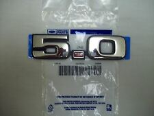 1987 1988 1989 FORD MUSTANG GT 5.0 FENDER EMBLEMS SET OF 2 NEW