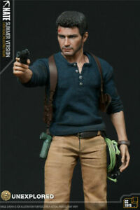 CCTOYS 1//6 Unexplored Nate Uncharted Nathan Drake Action Figure Model Toys