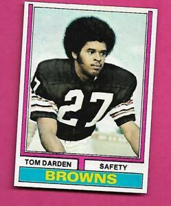 1974-TOPPS-316-BROWNS-TOM-DARDEN-NRMT-MT-ROOKIE-CARD-INV-C4600