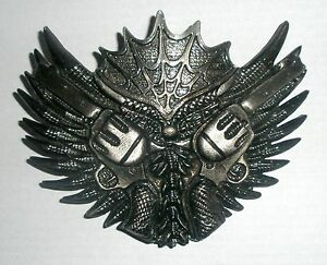 Rock-Rebel-Two-Gun-Metal-Buckle