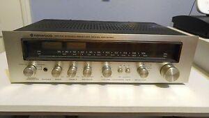 1978 Vintage Kenwood AM/FM Stereo Receiver Model KR-3090 (Working)