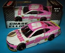 Chase Elliott 2019 Hooters Give A Hoot PINK #9 Camaro 1//64 NASCAR Cup