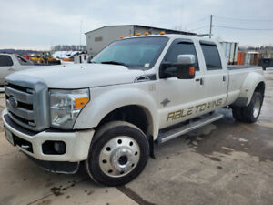 2016 Ford F 450 Lariat SD Platinum