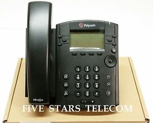 Details about Polycom VVX 311 VoIP IP SIP Business Media Phone  (2200-48350-025) NEW