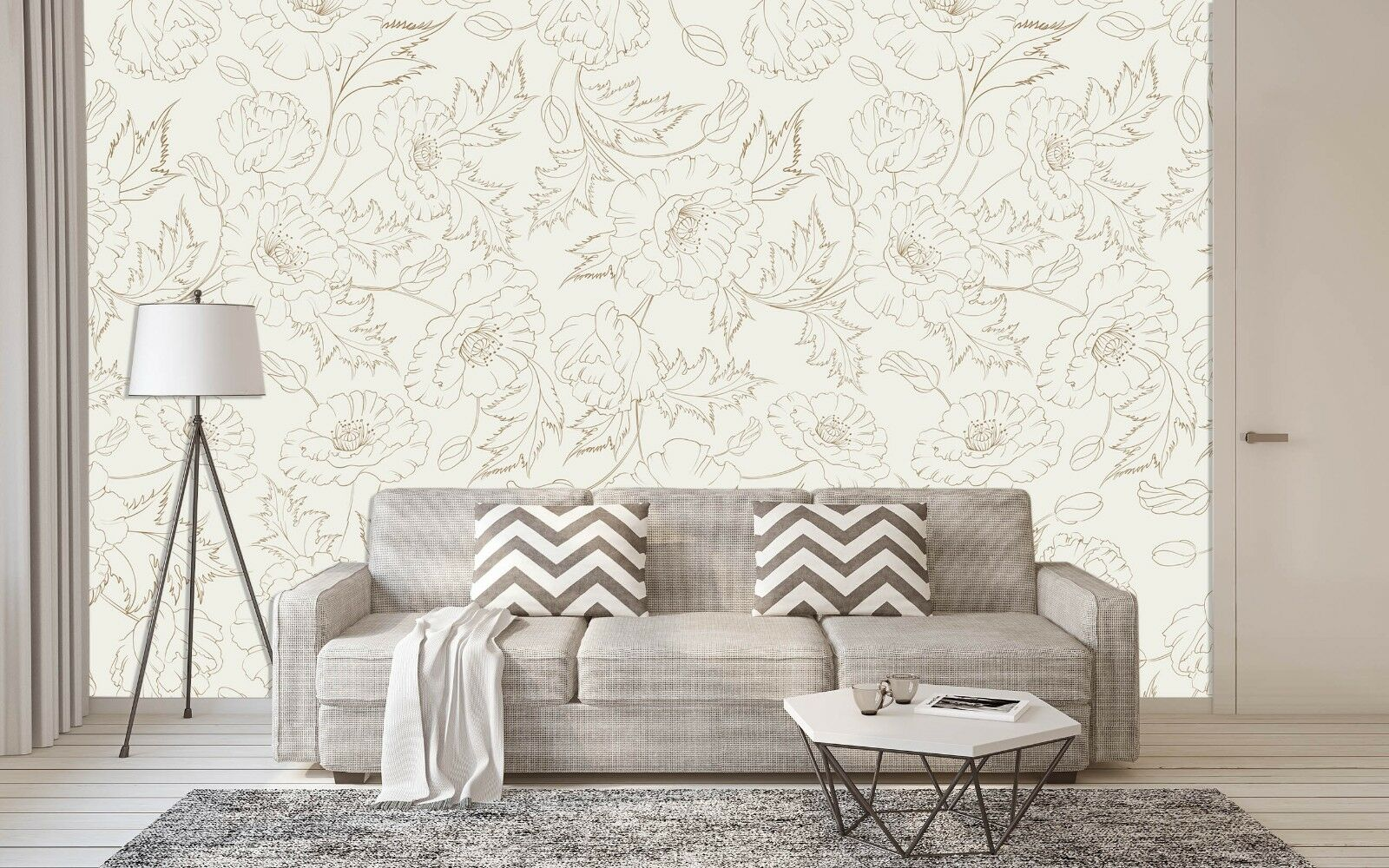 3D Hand Painted Flowers 42 Wall Paper Wall Print Print Print Decal Wall Deco Indoor Murals 84f735