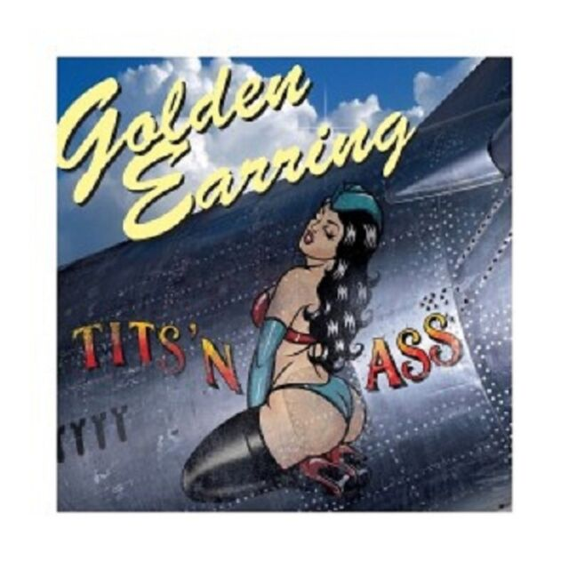 GOLDEN EARRING - TITS 'N ASS  CD  ROCK & POP  NEW!