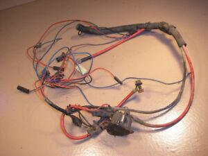 bolens g11xl tractor mower wiring harness ebayimage is loading bolens g11xl tractor mower wiring harness