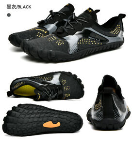 Summer Men Breathable Water Shoes Beach Fast Dry Swim Mesh Casual Shoe Size38-48