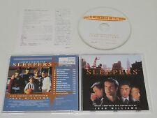JOHN WILLIAMS/SLEEPERS - OMP SOUNDTRACK(PHILIPS PHCP-1816) JAPAN CD ALBUM