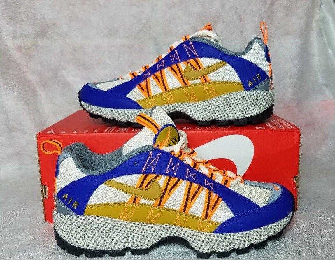 New Nike Air Humara 17 QS Concord Cream Men 10.5 Trail Hiking shoes AO3297 400