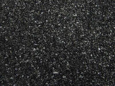 NATURSTEINTEPPICH, 2 m²  Marmorkies anthrazit grau 2-6 mm, PROFIQUALITÄT 235