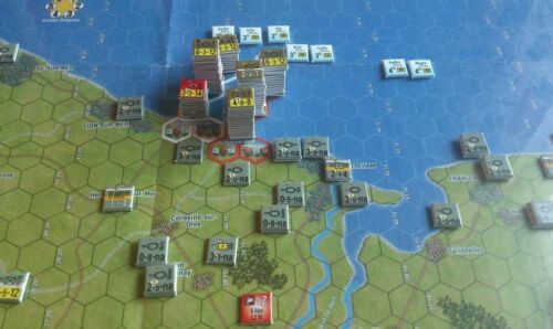 The Gamers Day of Days The Invasion of Normandy 1944 MMP SCS New In SW