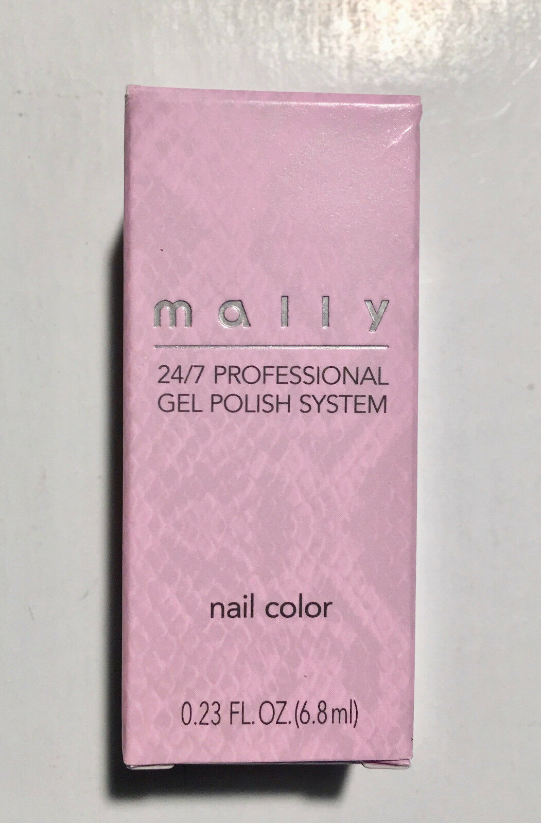 Mally 24/7 Pro GEL Polish Nail Color Like a Virgin Neutral Beige ...