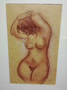 Luciano-Salazar-NUDO-carre-pastel-70-x-50-cm-cadre-peintre-venitien