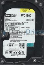 Western Digital WD1600BB-55RDA0 IDE 160GB 7200RPM DCM: DSBHNTJCHN