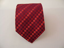 OFM ONLY FOR MAN STRIPES SILK TIE SETA CRAVATTA MADE IN ITALY   X2018