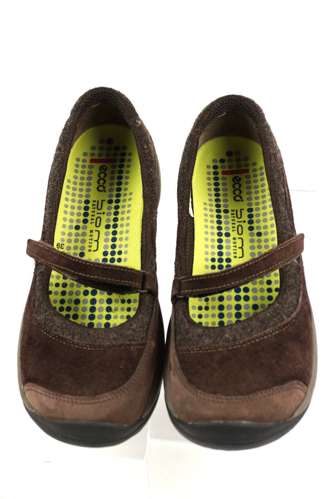 Merrell Encore Emme Wool Leather Air Cushion Mary Jane Coffee Bean Women 8