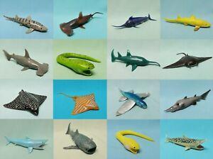 DeAgostini-Sharks-amp-Co-Maxxi-Edition-Serie-2-komplett-Set-alle-16-Figuren-Haie