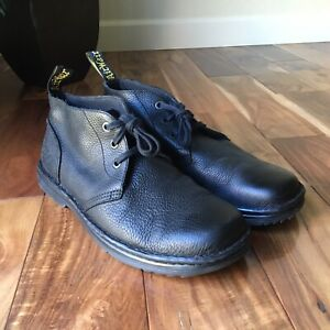 Eye Chukka Boots Shoes Black Size