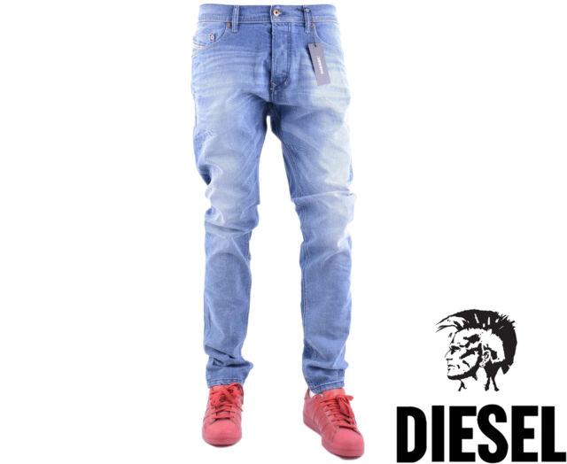 6f6d4cac9aa872 Diesel TEPPHAR 084df W38 L32 Mens Denim Jeans Slim Fit SKINNY Leg ...