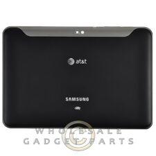 Rear Housing for Samsung i957 Galaxy Tab 8.9 AT T GSM Black Silver OEM OEM Part
