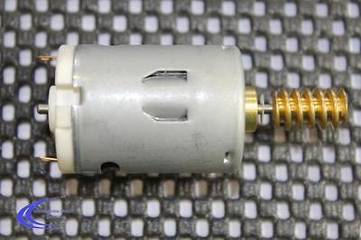 Gleichstrommotor JOHNSON HC355MG - 24 V mit Schneckenrad